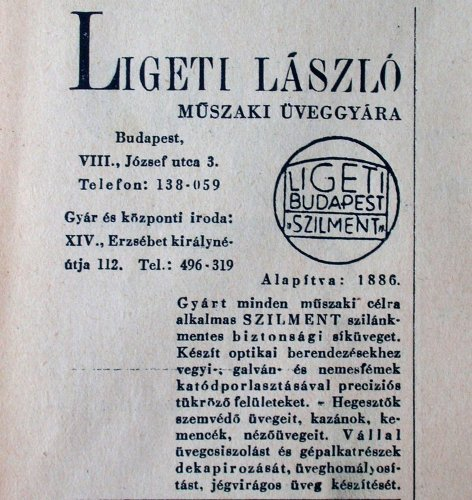 Ligeti László