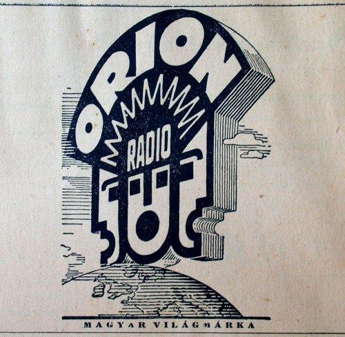 Orion hirdetés