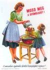mosd meg a gyümölcsöt - plakát
