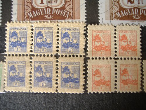 Gyermek posta