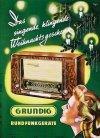 Grundig rádió plakát
