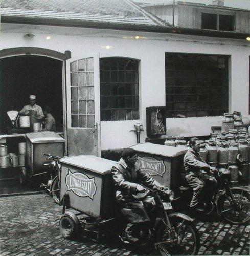 Cukrászati áruszállítók