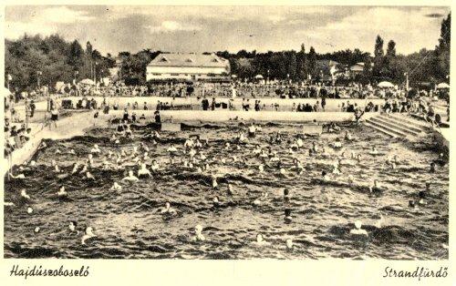 Hajdúszoboszló Strandfürdő