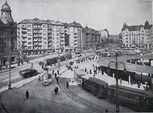 Móricz Zsigmond körtér