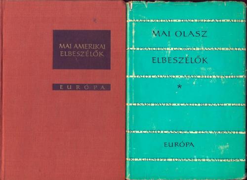 Nyitás a nyugati irodalom felé