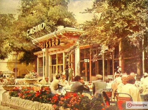 Margitszigeti Casino Bistro