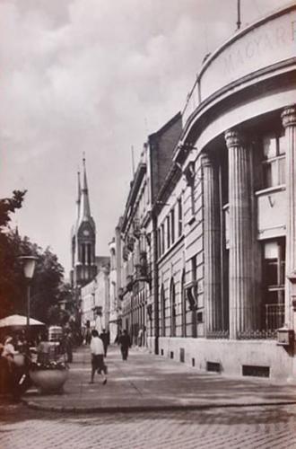 Békéscsaba  Szent István tér
