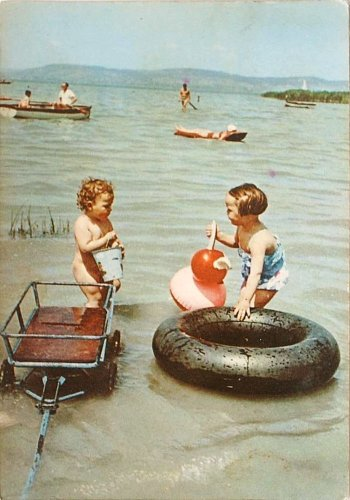 Balaton gyerekek