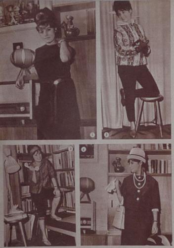 Női divat és lakásbelső