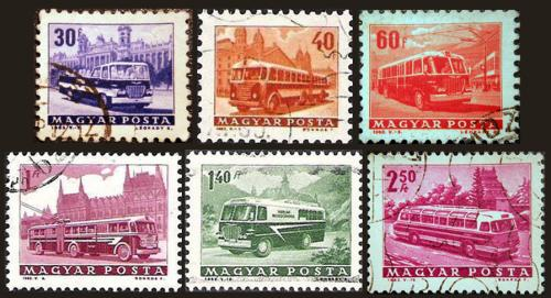 Ikarus bélyegek