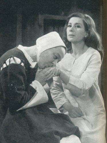 Sulyok Mária és Ruttkai Éva   - Rómeó és Júlia