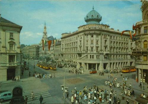 Blaha Lujza tér
