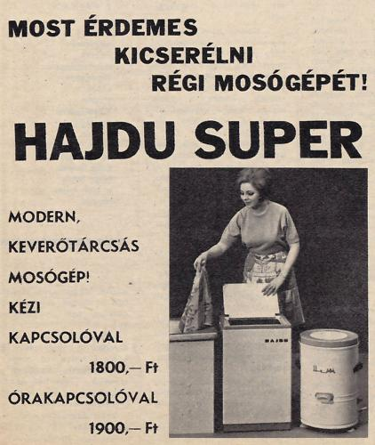 Hajdu Super