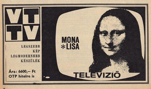 Videoton Mona Lisa televízió