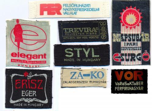 Konfekcióruha márkák
