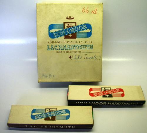 KOH-I-NOOR ceruza dobozok
