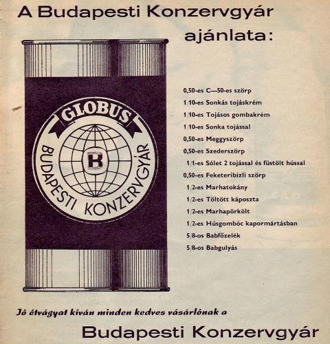 Globus Konzervgyár