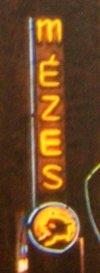 Mézes Mackó neon