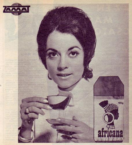 Africana kávé