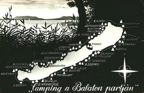 Balatoni campingek
