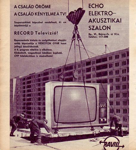 Videoton Record televízió