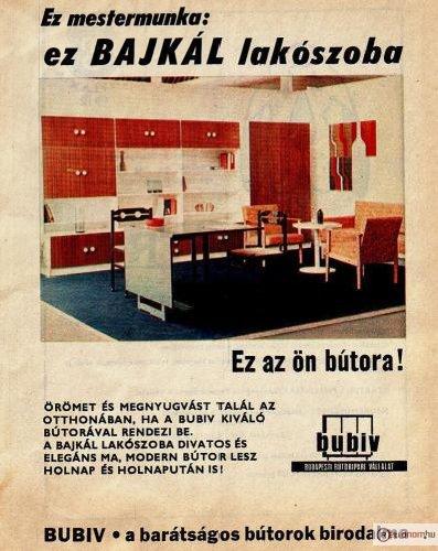 Bubiv Bajkál lakószoba