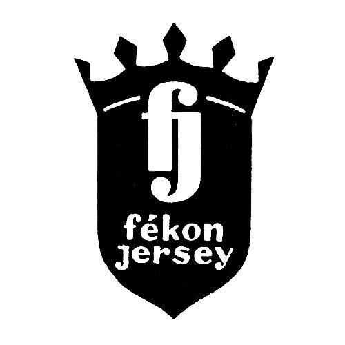 Fékon Jersey embléma