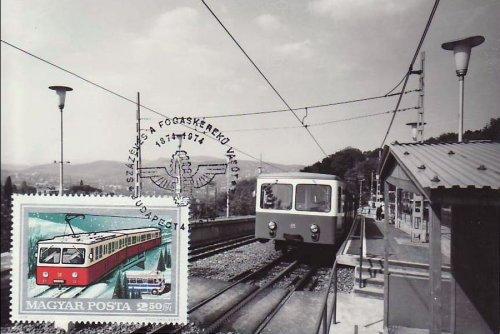 Fogaskerekű vasút száz éves