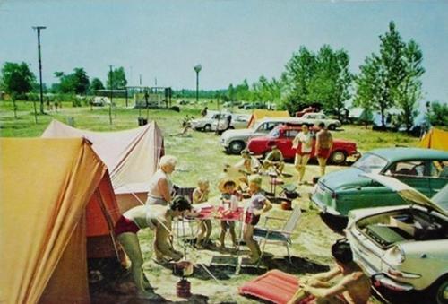 Balatonszemes camping