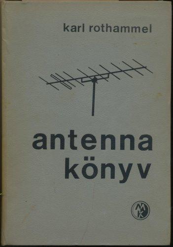 Antenna könyv