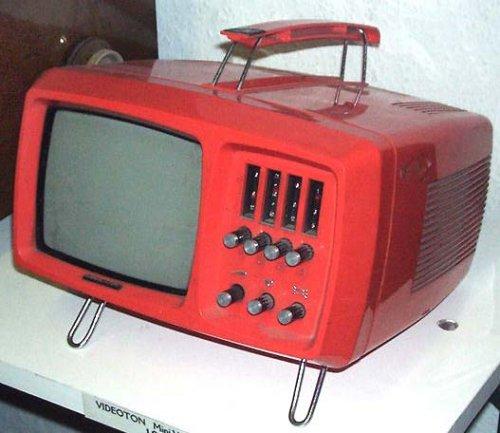Videoton Mini Vidi televízió
