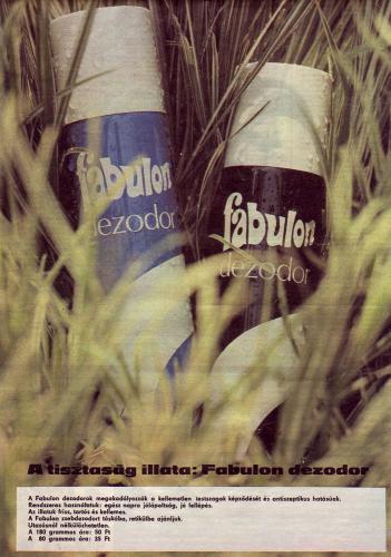 Fabulon dezodor