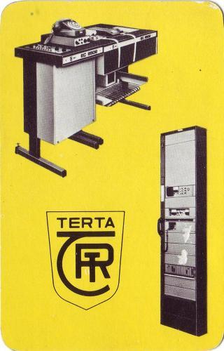 Terta telefongyár