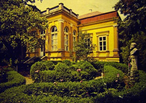 Balatonfüred Jókai Múzeum