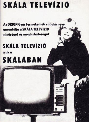 Orion Skála televízió