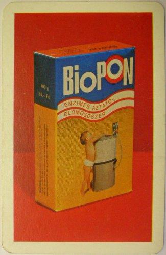 Biopon mosópor