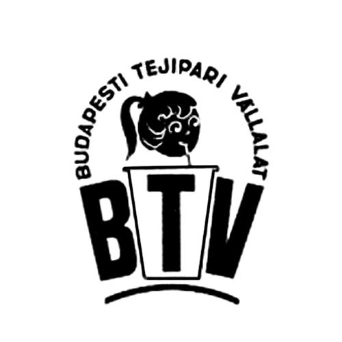 Budapesti Tejipari Vállalat embléma