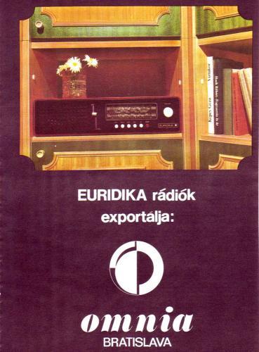 Tesla Euridika rádió