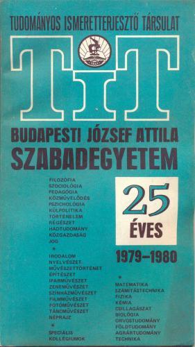 József Attila Szabadegyetem