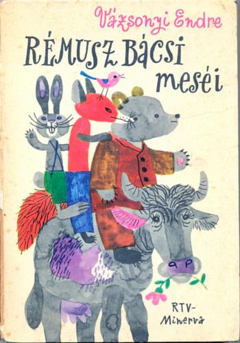 Rémusz bácsi meséi - mesekönyv