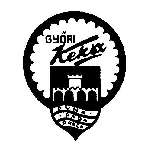 Győri keksz embléma