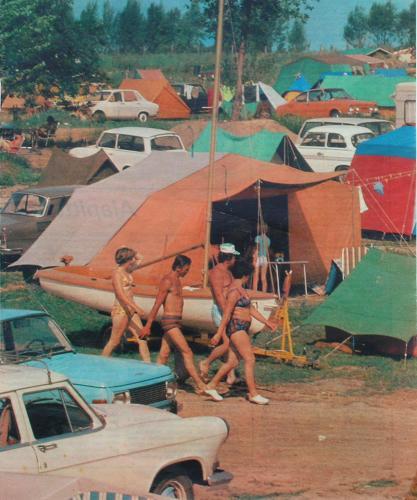 Balatoni camping