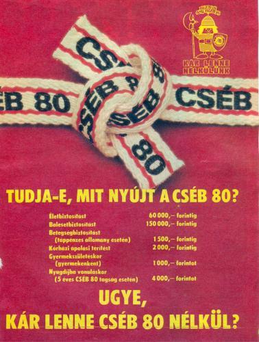 CSÉB 80