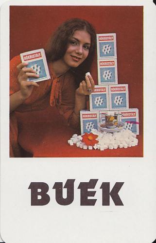 Hókristály kockacukor