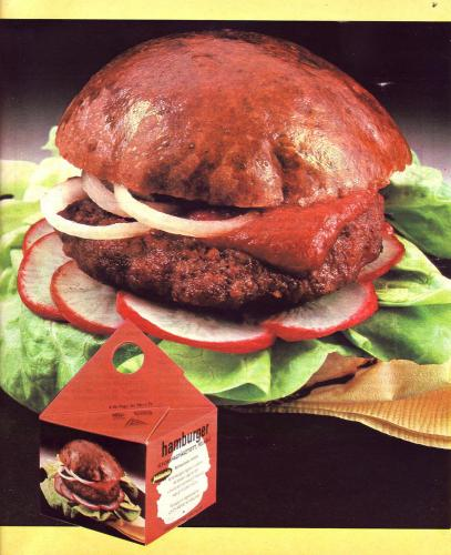 Pannonia hamburger