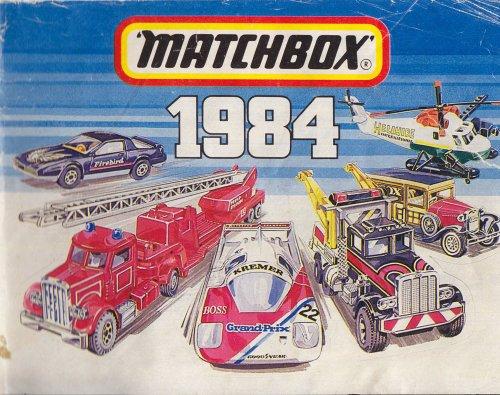 Matchbox katalógus 1984