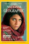 National Geographic 1985 júniusi száma