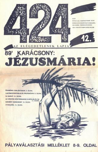 424 - Az elégedetlenek lapja
