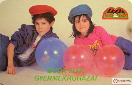 Buda-Flax Gyermekruházat