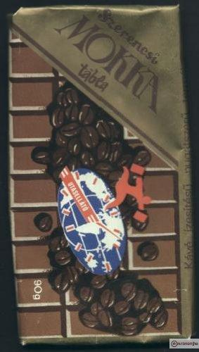 Szerencsi Mokka csokoládé